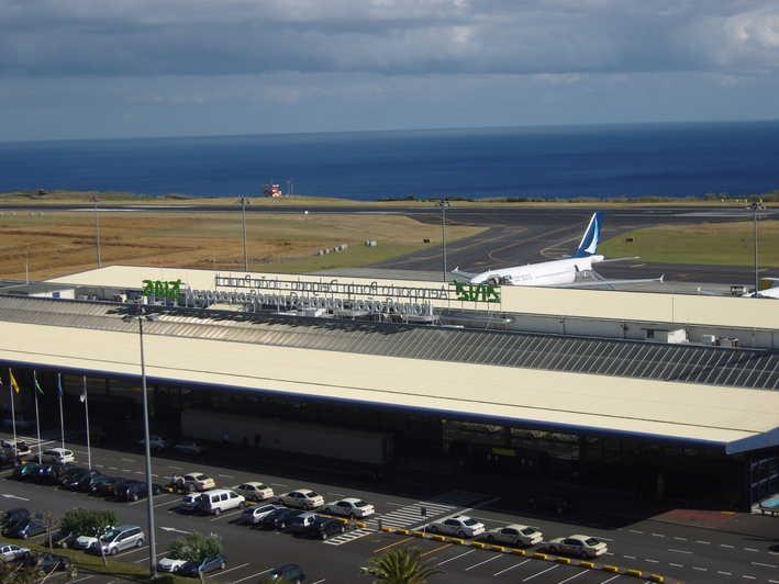 Traslados al aeropuerto de Ponta delgada