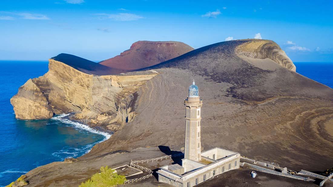 Faro de Ponta dos Capelinhos