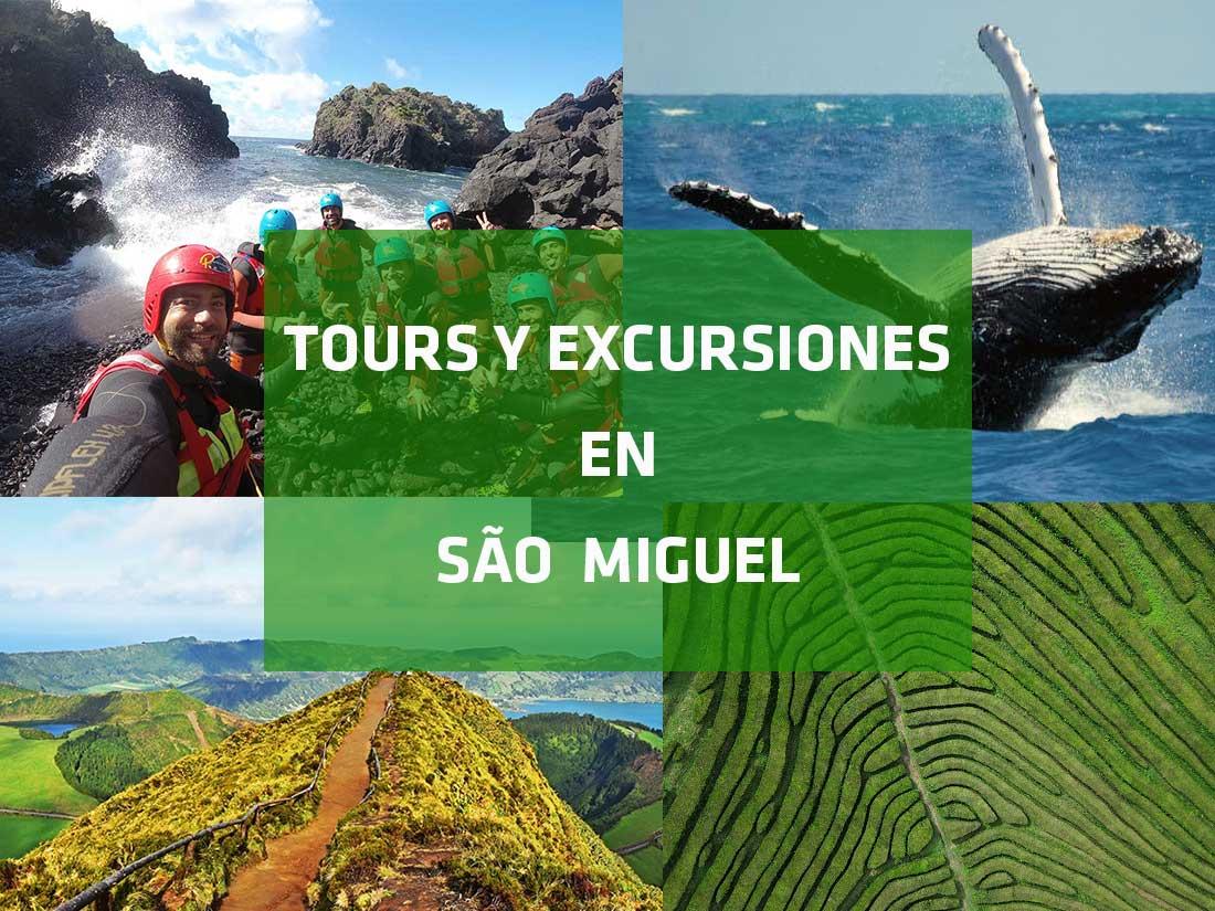 Tours y excursiones en la Isla de São Miguel