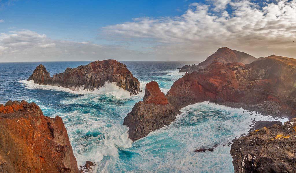 Ilhéu da Baleia en la isla Graciosa
