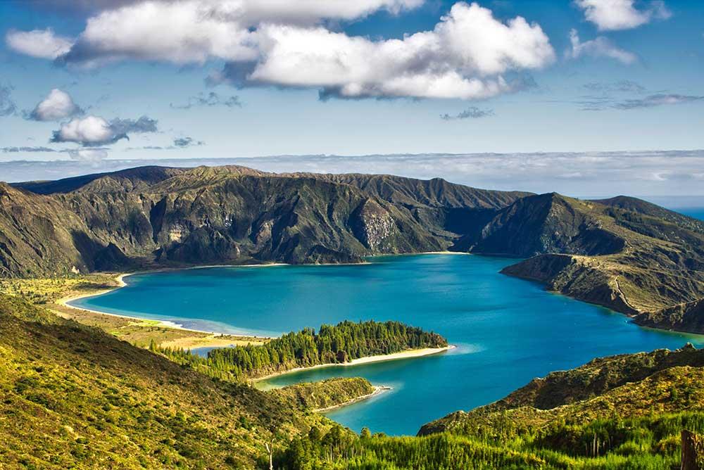 Ofertas de viajes organizados a las islas Azores