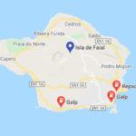 Alquiler de Coche isla Faial