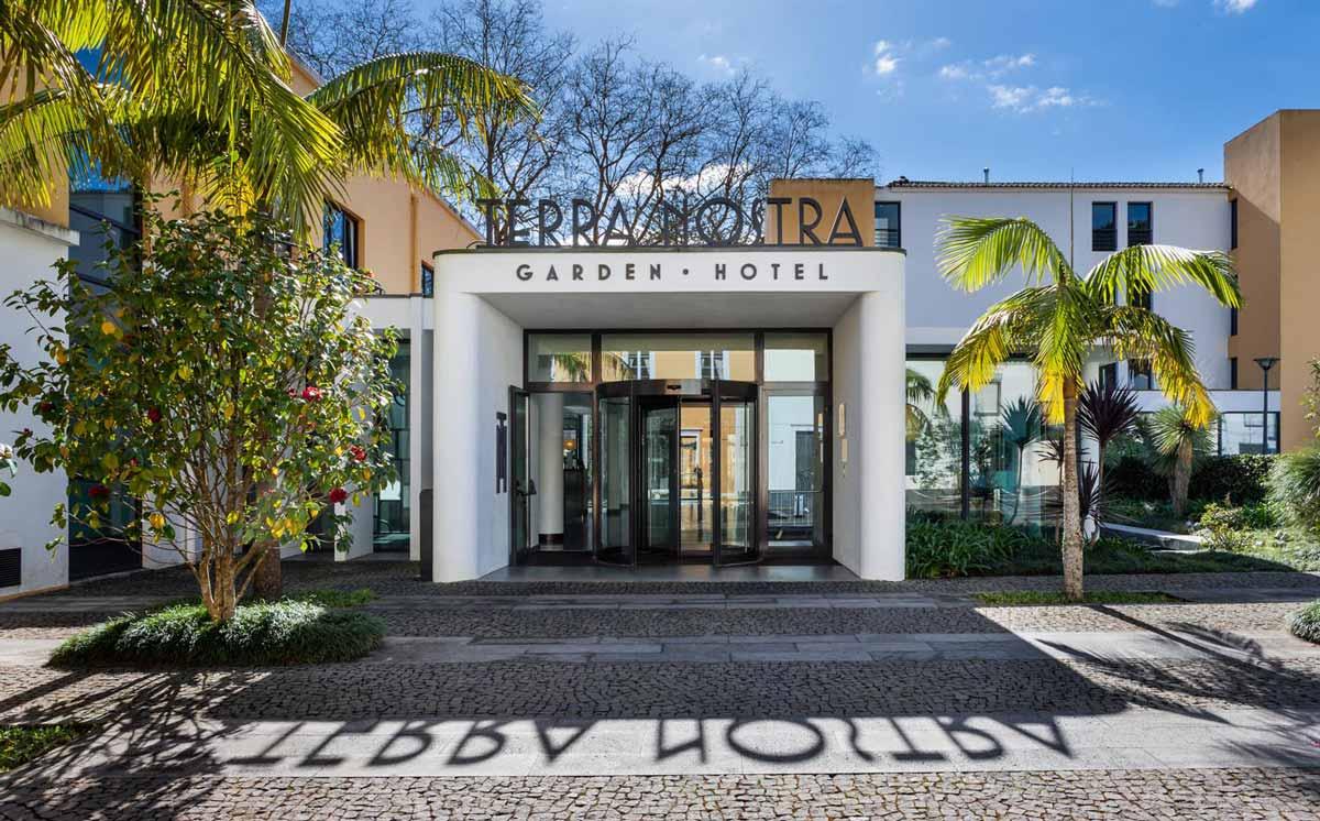 Hotel Terra Nostra - Furnas