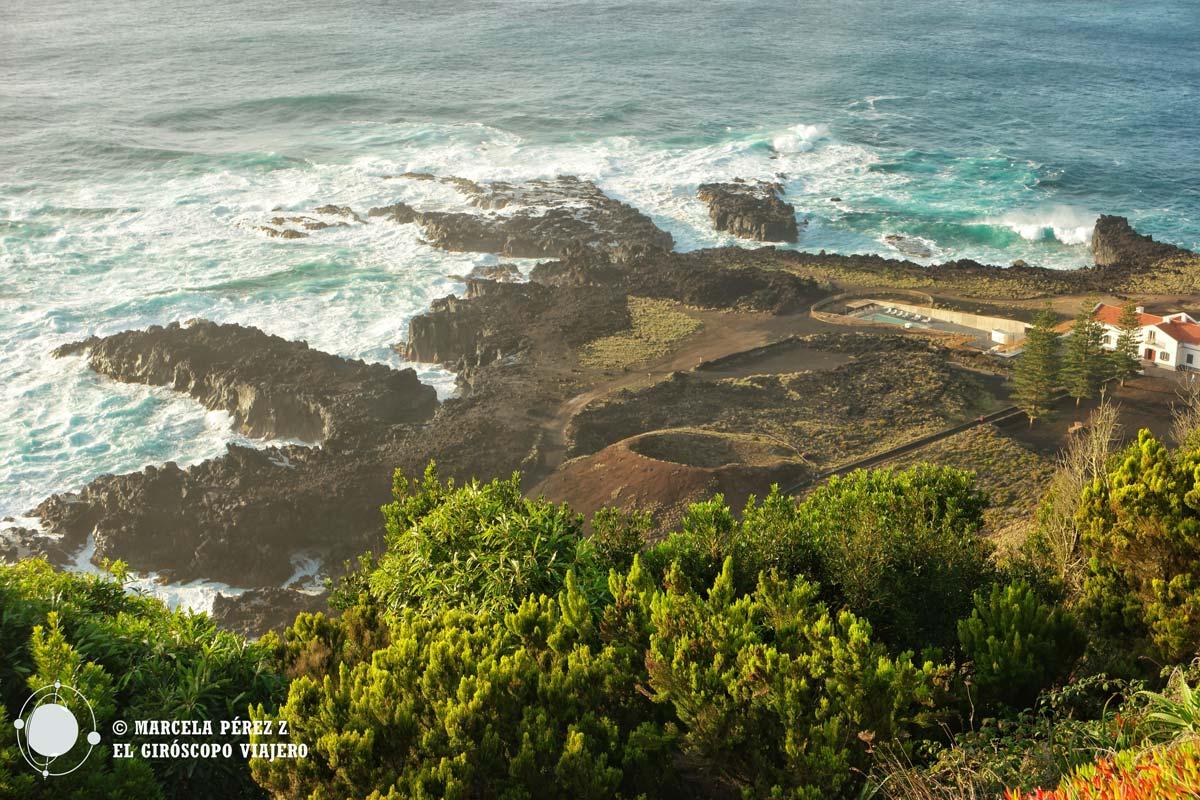 Ponta da Ferraria - Isla São Miguel - Azores