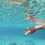 Snorkel en la isla de Faial